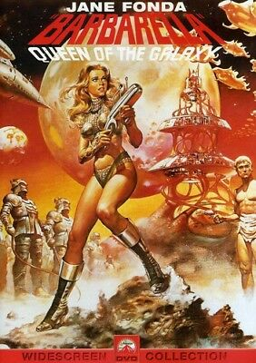 Barbarella [New DVD] Widescreen