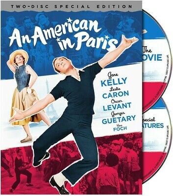 American in Paris [New DVD] Rmst, Restored, Special Edition, Standard Screen