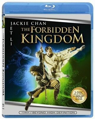 The Forbidden Kingdom [New Blu-ray] Special Edition, Subtitled, Widescreen, Ac