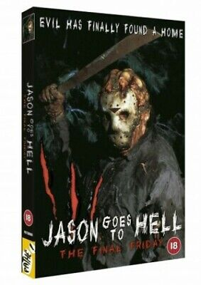 Jason Goes To Hell - The Final Friday [DVD] - DVD  NPVG The Cheap Fast Free Post