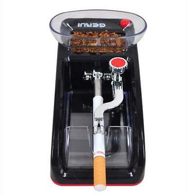 DIY Electric Automatic Cigarette Roll Machine Tobacco Injector Make Roller  YC