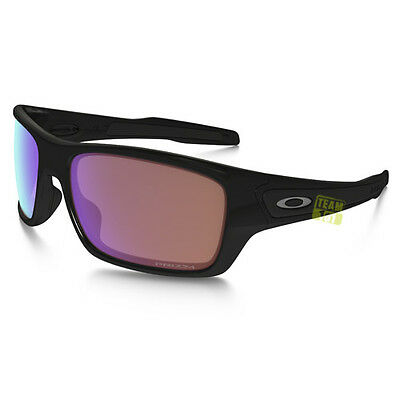 Oakley Occhiali Sole Turbina nero PRIZM golf