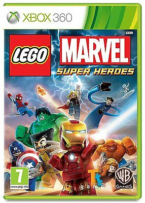 LEGO Marvel Superheroes (Xbox 360) [New Game]