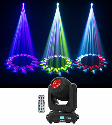 Chauvet DJ Intimidator Beam 140SR DMX Moving Head Beam Club/Stage Light +Remote
