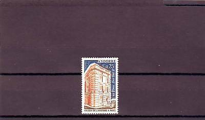 Andorra(French) - Sgf194 Mnh 1965 Opening Of Andorran House