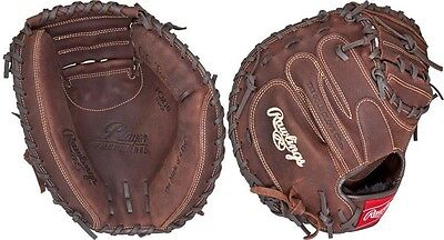 """2017 Rawlings PCM30 33"""" Player Preferred Baseball Catchers Mitt New With Tags!"""