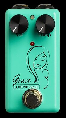 Red Witch Seven Sisters Grace Compressor Pedal