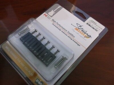 NEW - Graph Tech String Saver Saddles for 7-String Import, PS-8000-07