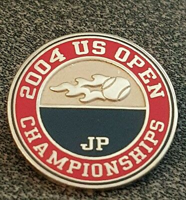 2004 US Open -JPMorgan Chase Tennis Tournament  pin