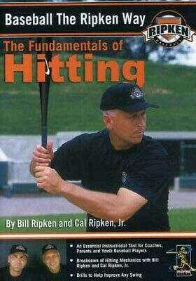 Baseball The Ripken Way: The Fundamentals Of Hitting [New DVD]