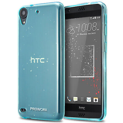 For HTC Desire 530 PROWORX Premium TPU Rubber Case Cover Mint Green