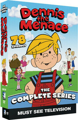 Dennis the Menace: The Complete Series [New DVD]