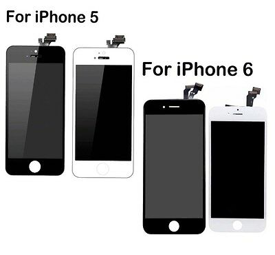 iPhone 5 LCD Lens Touch Screen Display Digitizer Assembly Replacement OEM
