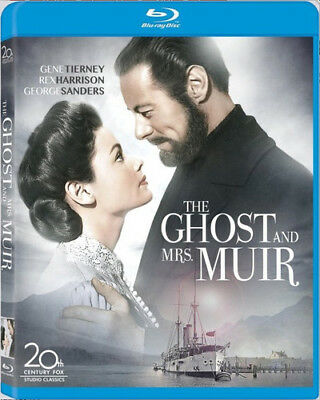 The Ghost And Mrs. Muir [New Blu-ray] Full Frame, Subtitled, Ac-3/Dolby Digita