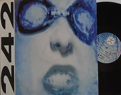 """FRONT 242 ~ Tragedy For You ~ 12"""" Single PS DUTCH PRESS"""