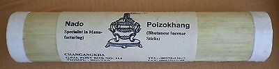 Nado Poizokhang Incense from Bhutan for Dharma in Nepal, Tibet