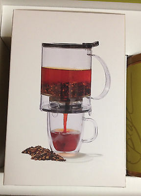 Teavana Oprah Chai Tea Perfectea Maker Infuser Gift Set For Perfect Valentine