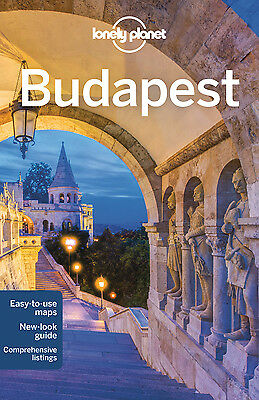 Lonely Planet BUDAPEST 6 (Travel Guide) - BRAND NEW PAPERBACK