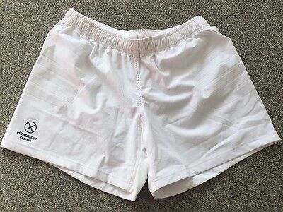 Player Issue England Rugby 7's Shorts, Rare, Canterbury. 36""
