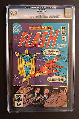 FLASH #306 1st new DR DOCTOR FATE Series Begins KEITH GIFFEN 1982 CGC NM/MT 9.8