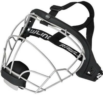 Rawlings RSBFMJ Softball Only Fielder's Face Mask Boys / Girls Ages 11 & Younger