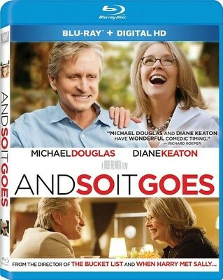 And So It Goes [New Blu-ray] Ac-3/Dolby Digital, Digitally Mastered In Hd, Dig