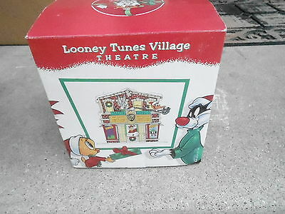 1996 NRFB THEATRE Warner Brothers Looney Tunes Village (NBS9)