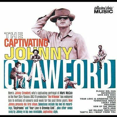 JOHNNY CRAWFORD - The Captivating Johnny Crawford - Collectors' Choice CD-MINT