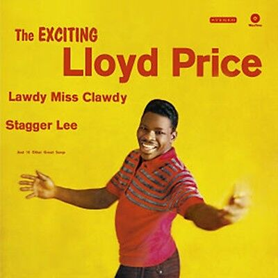 The Exciting Lloyd Price + 1 bonus track (180g) 12 inch, Vinyl, 8436542012027