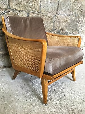 Ohrensessel easy chair 50er 60er jahre design vintage mid for Ohrensessel 70er