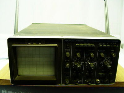 Philips PM-3212 25MHz Dual Channel Analog Oscilloscope