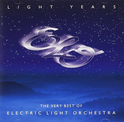 Electric Light Orchestra Elo Light Years 2 Cd Set Greatest Hits/very Best Of