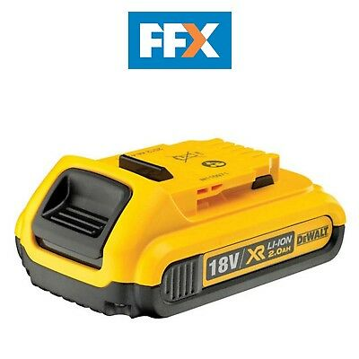 DeWalt DCB183 18v XR Li-Ion 2.0Ah Battery