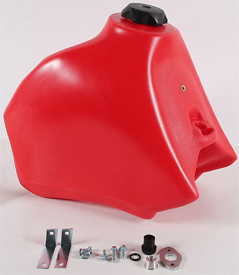 IMS OVERSIZE FUEL Gas Tank 4.0Gal. XR650L ALL RED 112221-R2