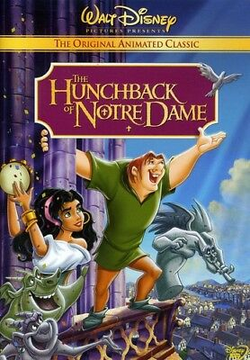 The Hunchback of Notre Dame [New DVD] Widescreen