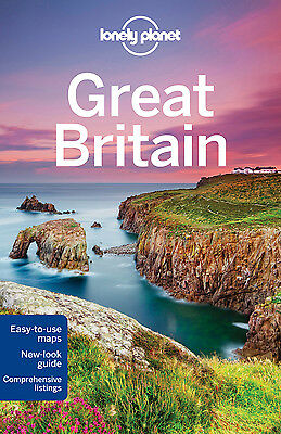 Lonely Planet GREAT BRITAIN 11 (Travel Guide) - BRAND NEW PAPERBACK
