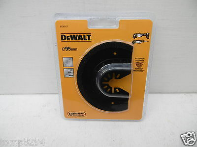 Dewalt Dt20717 Carbide Grout Removal Blade For Oscillating Multi Tool Dcs355