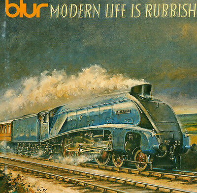 Blur ‎– Modern Life Is Rubbish    New 2-LP  in seal  Vinyl    180 gram