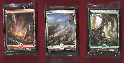 MtG - Sealed 80 Full-Art Land Fat Pack Oath of the Gatewatch