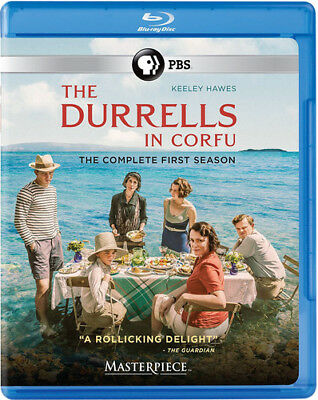 The Durrells in Corfu: The Complete First Season (Masterpiece) [New Blu-ray]