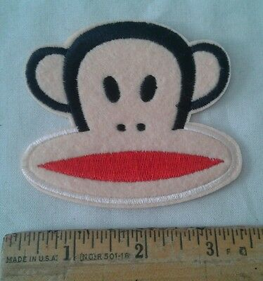Curious George Monkey Face Patch