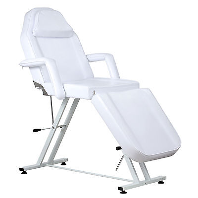 Massage Table Beauty Therapy Couch Bed Salon Chair Spa Facial Tattoo Treatment