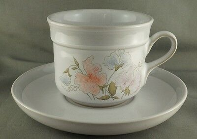 Denby Dauphine Cup and Saucer (Four Available)