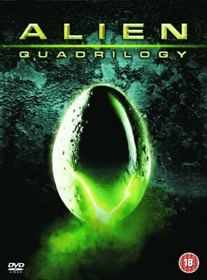 Alien Quadrilogy (9 Disc Complete Box Set) [DVD] [1979] - DVD  F3VG The Cheap