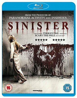Sinister [Blu-ray] - DVD  YCVG The Cheap Fast Free Post