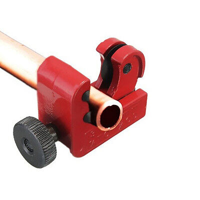 Tube Pipe Cutters Pvc Plastic Brass Copper Aluminum Plumbing Heavy Duty Cutter