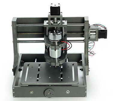 DIY 2020B USB PCB CNC Mini 3 Axis Milling Rotuer Engraving Carving Machine 300W