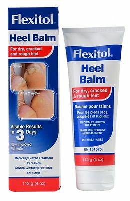 Flexitol Heel Balm 56g or 112g Dry & Cracked Suitable for Diabetics - Best Price