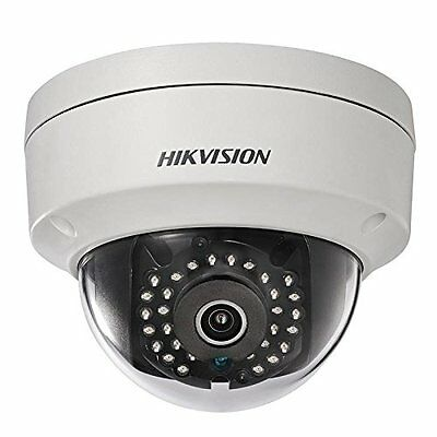 Hikvision DS-2CD2142FWD-I 4 mm 4MP HD 1080P Outdoor Dome CCTV Network Camera PoE