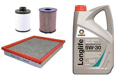 Service Kit Air Oil Fuel Filter VAUXHALL ASTRA H 1.3 CDTi DIESEL 05-11  mk5 oil